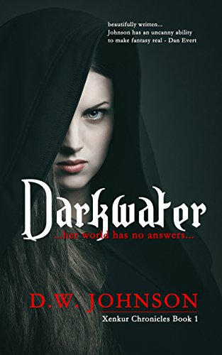 Book Cover: Darkwater by DW Johnson