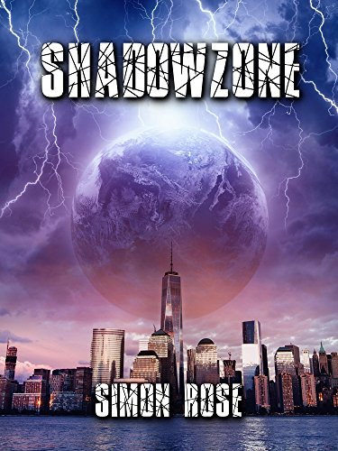 Book Cover: Shadowzone by Simon Rose