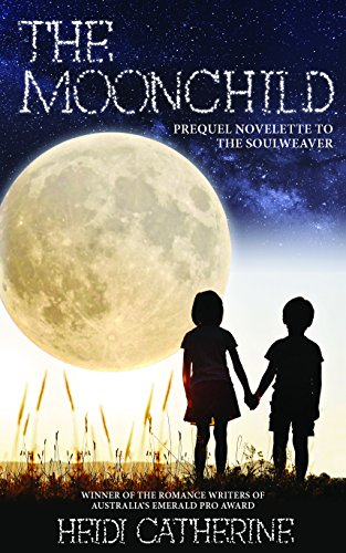 Book Cover: The Moonchild by Heidi Catherine