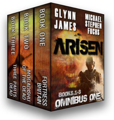 Book Cover: ARISEN, Omnibus One by Michael Stephen Fuchs