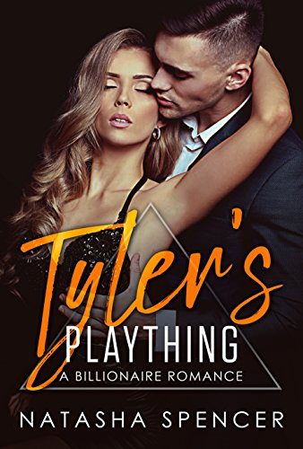 Book Cover: Tyler's Plaything by Natasha Spencer