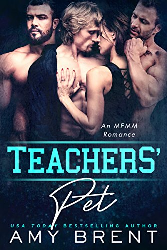 Book Cover: Teachers' Pet by Amy Brent