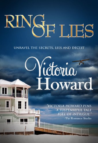 Book Cover: Ring of Lies by Victoria Howard