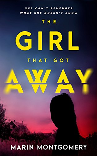 Book Cover: The Girl That Got Away byMarin Montgomery