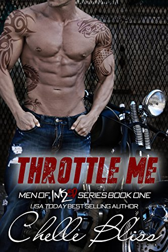 Book Cover: Throttle Me by Chelle Bliss