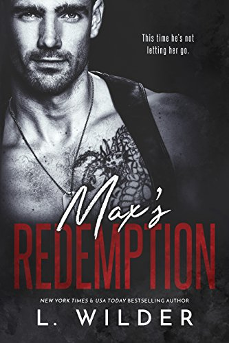 Book Cover: Max's Redemption by L. Wilder