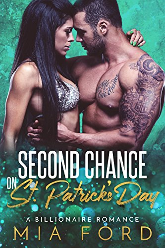 Book Cover: Second Chance on St. Patrick's Day by Mia Ford