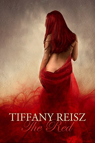 Book Cover: The Red byTiffany Reisz