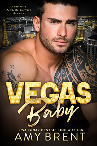 Book Cover: Vegas Baby by Amy Brent