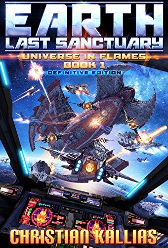 Earth-Last Sanctuary by Christian Kallias