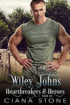 Wiley Johns by Ciara Stone