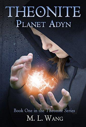 Theonite Planet Adyn by M. L. Wang