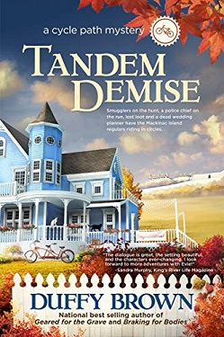 Tandem Demise A Cycle Path Mystery by Duffy Brown