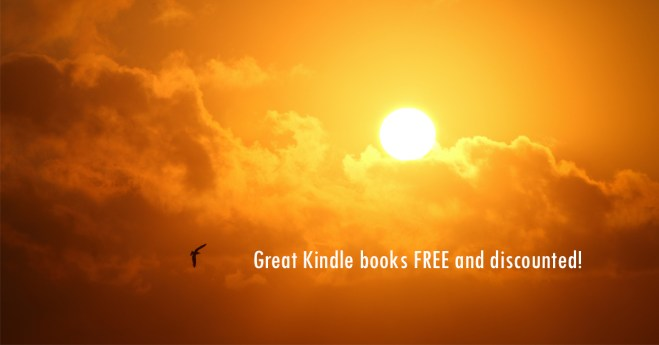 Soak up the sun with a great book this week!