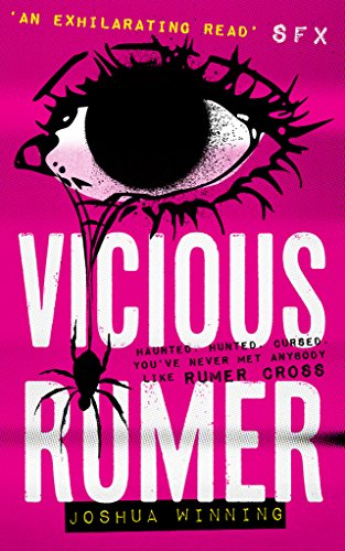 Vicious Rumer: The bestselling thriller with a badass teen heroine