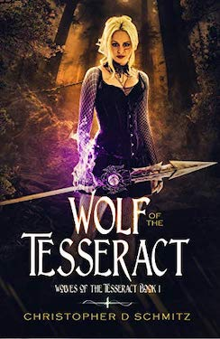 Wolf of the Tesseract by Christopher Schmitz