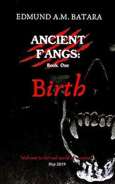 Ancient Fangs By Edmund AM Batara