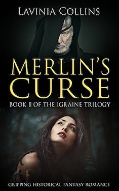 Merlin's Curse by Lavinia Collins