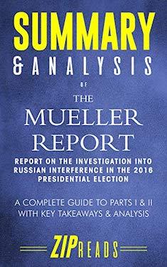 Summary & Analysis Mueller Report