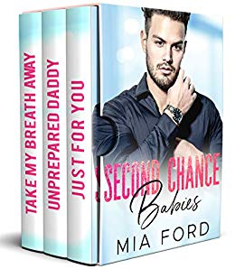 Second chance babies by Mia Ford