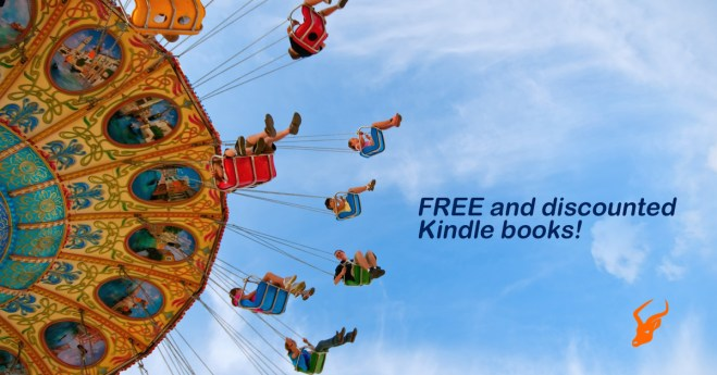 Discounted books on Kindle