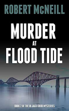 Murder at Flood Tide by Robert Mc Neill