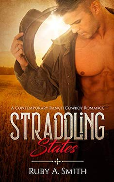 Straddling States by Ruby A Smith