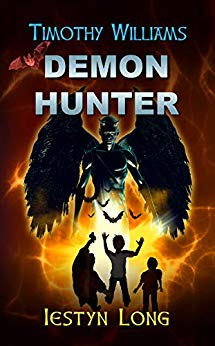 Timothy Williams Demon Hunter by Iestyn Long