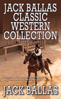Jack Ballas classic western