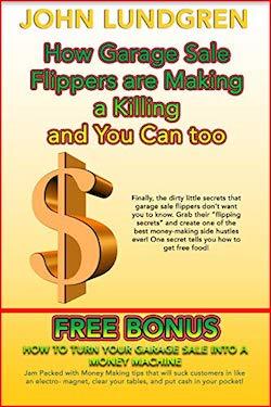 How garage sale flippers
