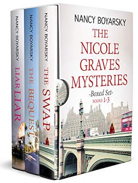 The nicole graves mysteries