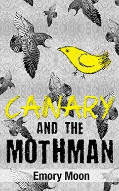 Canary and the mothman