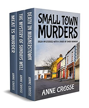 Book Cover: SMALL TOWN MURDERS by Anne Crosse