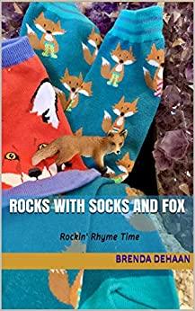 Rocks with socks and fox