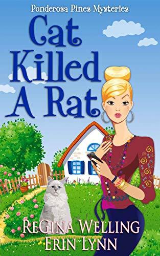 Cat killed a rat 2