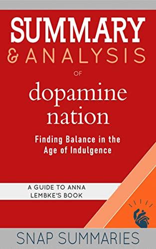 S&A of Dopamine Nation