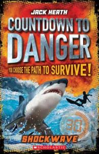 Countdown to danger Jack Heath review by kid