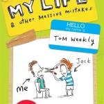 My Life And Other Massive Mistakes by Tristan Bancks reviewed by a kid book blogger