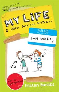 My Life and other massive mistakes review by kid
