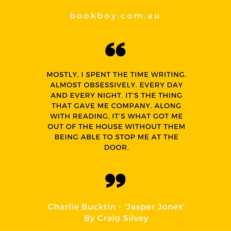 FriYay Fave: Quote from Jasper Jones by Craig Silvey |