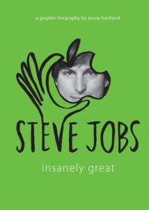 Steve Jobs Insanely Great graphic novel reviewed by a Book Boy