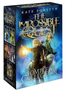 The Impossible Quest reviewed by a kid