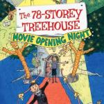The 78-storey Treehouse by Andy Griffiths, reviewed by a kid book blogger