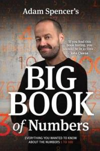 Adam Spencer's Big Book Of Numbers reviewed by a kid book blogger