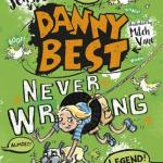 Review of Danny Best: Never Wrong by Jen Storer, by a kid book blogger