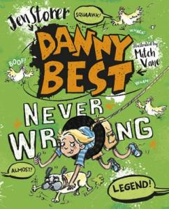 Review of Danny Best: Never Wrong by a kid book blogger