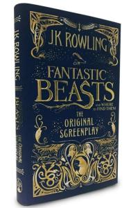 A book review of Fantastic Beasts and Where To Find Them by a kid book blogger