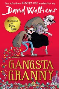 Gangsta Granny by David Walliams, reviewed by a kid book blogger