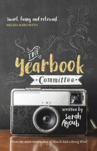 The Yearbook Committee by Sarah Ayoub, reviewed by a kid book blogger