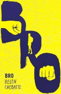 book review Bro by Helen Chebatte, reviewed by a kid book blogger